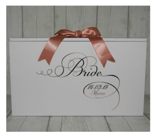 wedding dress travel box bride