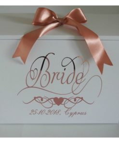 Wedding Dress Boxes