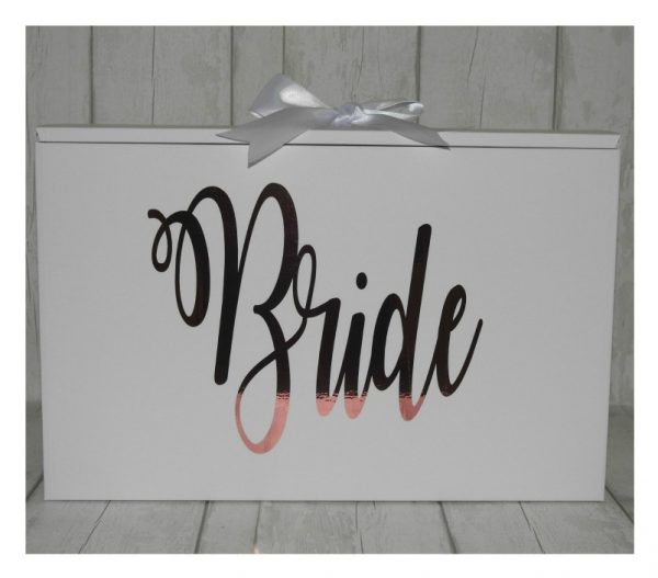 Wedding Dress Travel Box