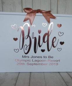 travel box for cyprus bride